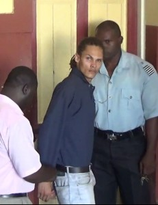 Richard James who was fined and sentenced to community service for being in possession of marijuana.