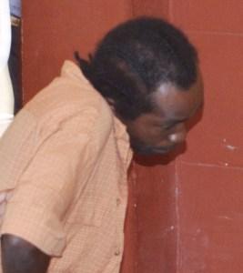 MURDER ACCUSED: Lawrence Rowe