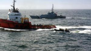 HV Hamal: Cocaine found hidden on Turkish tug boat. NCA