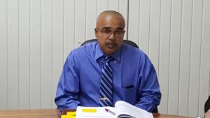 Accountant General, , Jawahar Persaud
