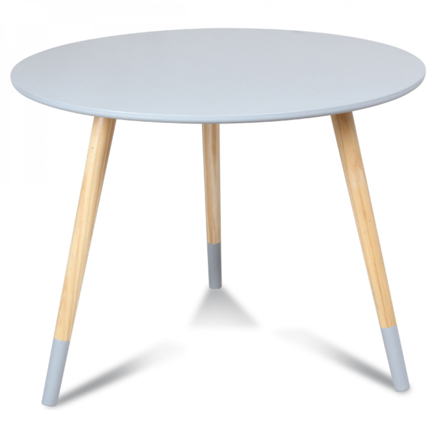 Table Basse Scandinave Blanche Table Basse Scandinave Bleu Gris BrÜdvik Diamètre 60 Cm