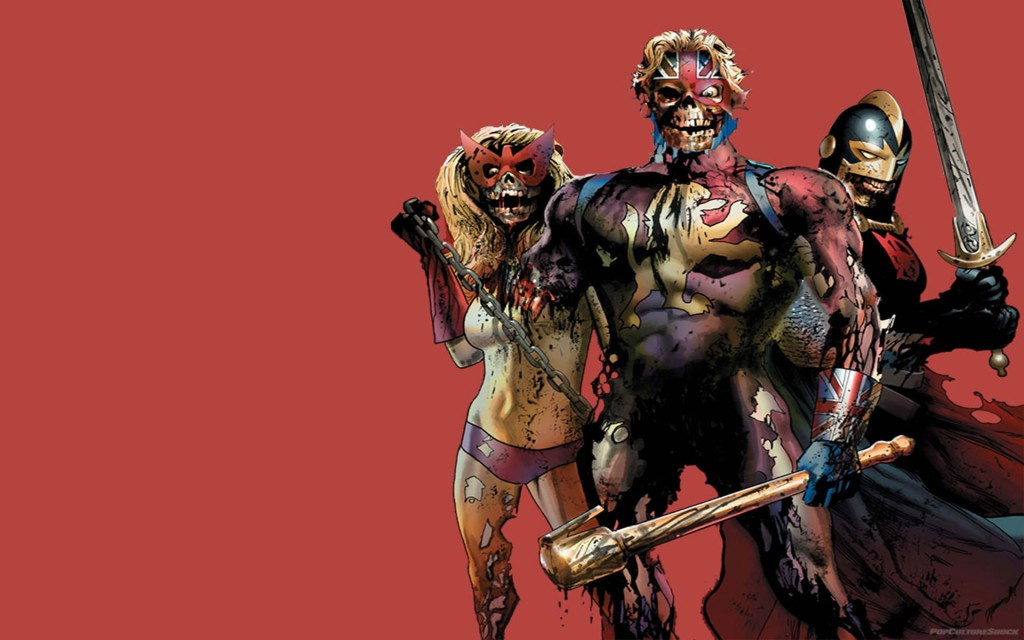 Hd Superhero Wallpapers For Pc Superh 233 Roes Zombies Im 225 Genes De Miedo Y Fotos De Terror