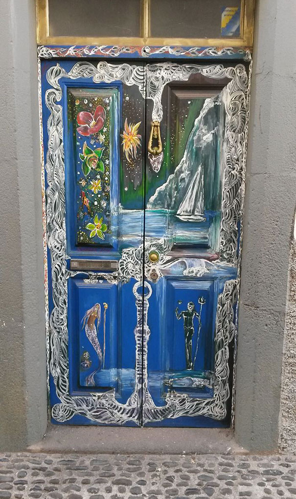 Art & Decoration Magazine France 25 Of The Most Beautiful Doors Around The World | Demilked