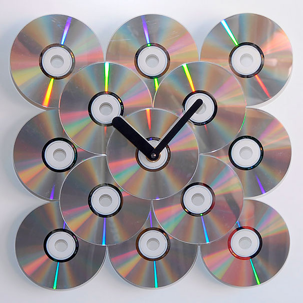 Wall Mirror No Frame 22 Creative Ways To Recycle Your Old Cds