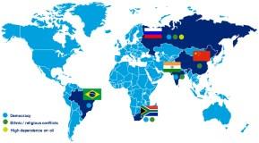 """دور القوة الصاعدة """"Brics"""" وتأثيرها في النسق الدولي"""