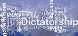قبضة دكتاتورية مغلفة فى رونق ديمقراطية ورق