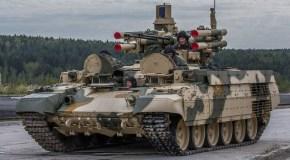 الطموحات الإيرانية في زيادة دور قوّاتها المدرّعة في تخطيطها العسكري