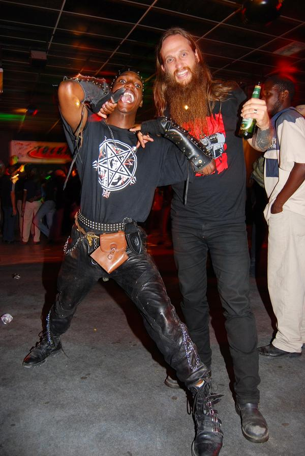 Girl With Guitar Hd Wallpaper True Botswana Black Metal Wrust Never Sleeps Bazillion