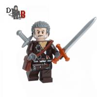 geralt witcher lego 3 sword