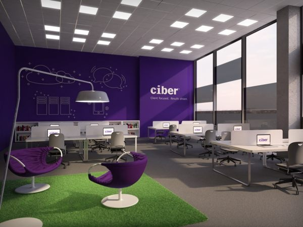 purple office - Canasbergdorfbib