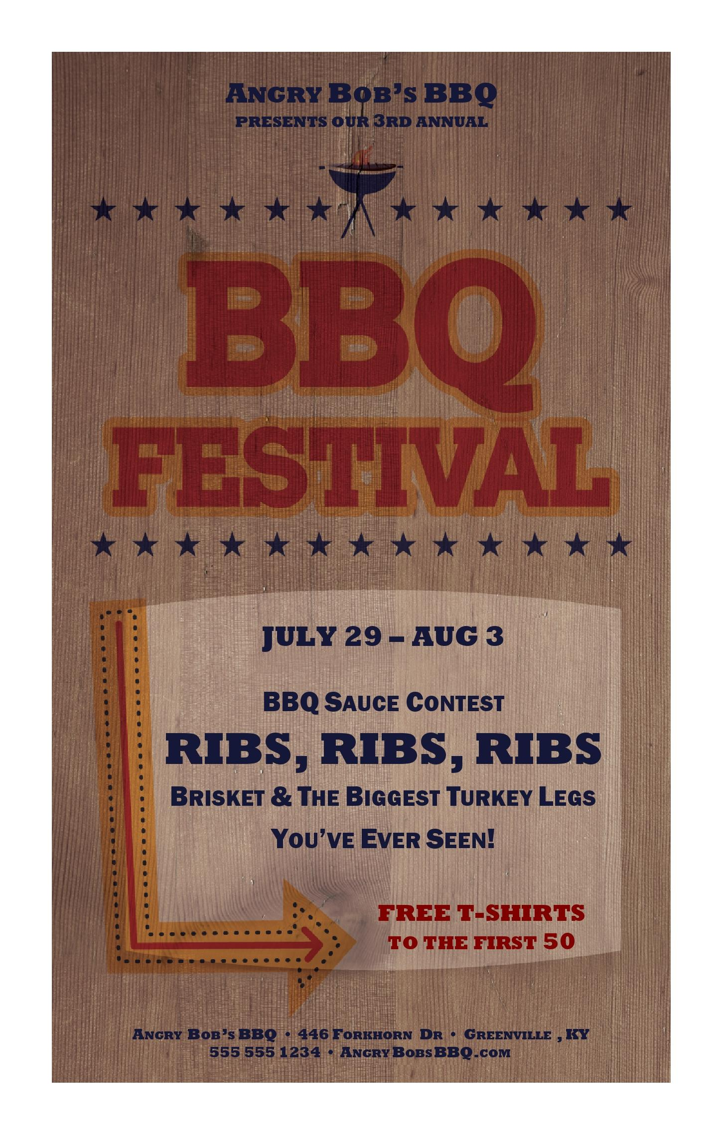 Free Bbq Flyer Template 28 Images The Bbq Free Flyer Template