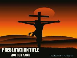 Afterlife In Christianity PowerPoint Template1
