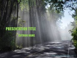 Free-Nature-Powerpoint-Template 513 a