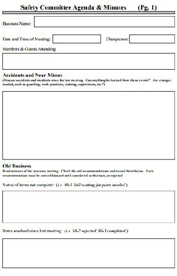 Professional Agenda Template quantweb - how to create a agenda