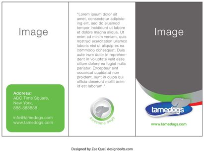 word template trifold brochure - Minimfagency - make a trifold brochure in word