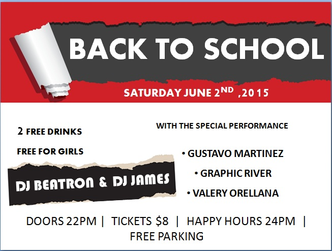 16 Impressive Back to School Flyers in PSD, Word  PPT templates - back to school flyers