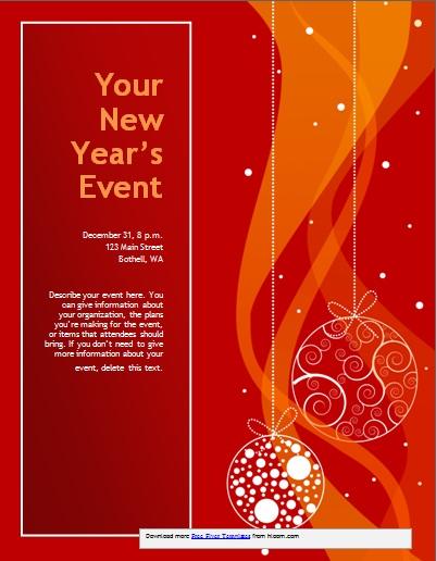 Free Printable Christmas Party Invitations Templates - Demplates - printable christmas invitation templates