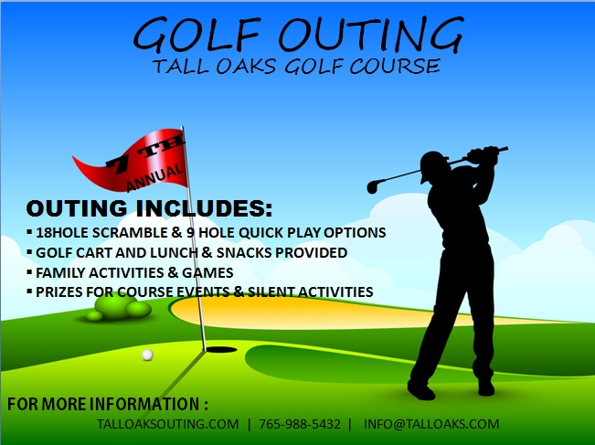 15 Free Golf Tournament Flyer Templates  Fundraiser  Charity