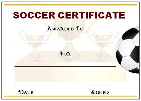 soccer awards template - Maggilocustdesign