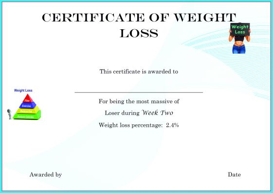 Tracking Chart Template Free Templates Exerciseweight Loss Challenge