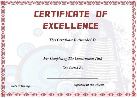 certificate of completion wording - Jolivibramusic