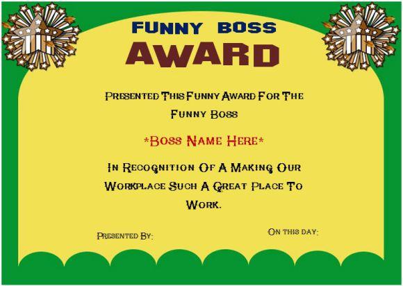 New Best Boss Award AC59 \u2013 Advancedmassagebysara