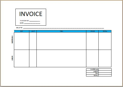 Independent Contractor Invoice Templates 19 Freelance templates to - independent contractor invoice