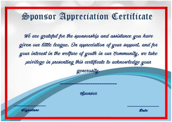 Thank you certificate template \u2013 25+ Templates For Free Use - Demplates - thank you certificate template