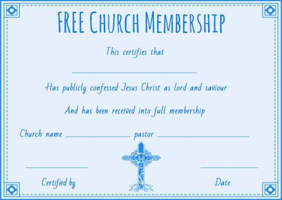 Free Membership Certificates 14 templates in Word Format (Ready to - membership certificate template