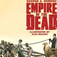 Comic 'Empire of the Dead' wordt tv-serie