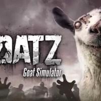 GoatZ: Zombies in een geitsimulator