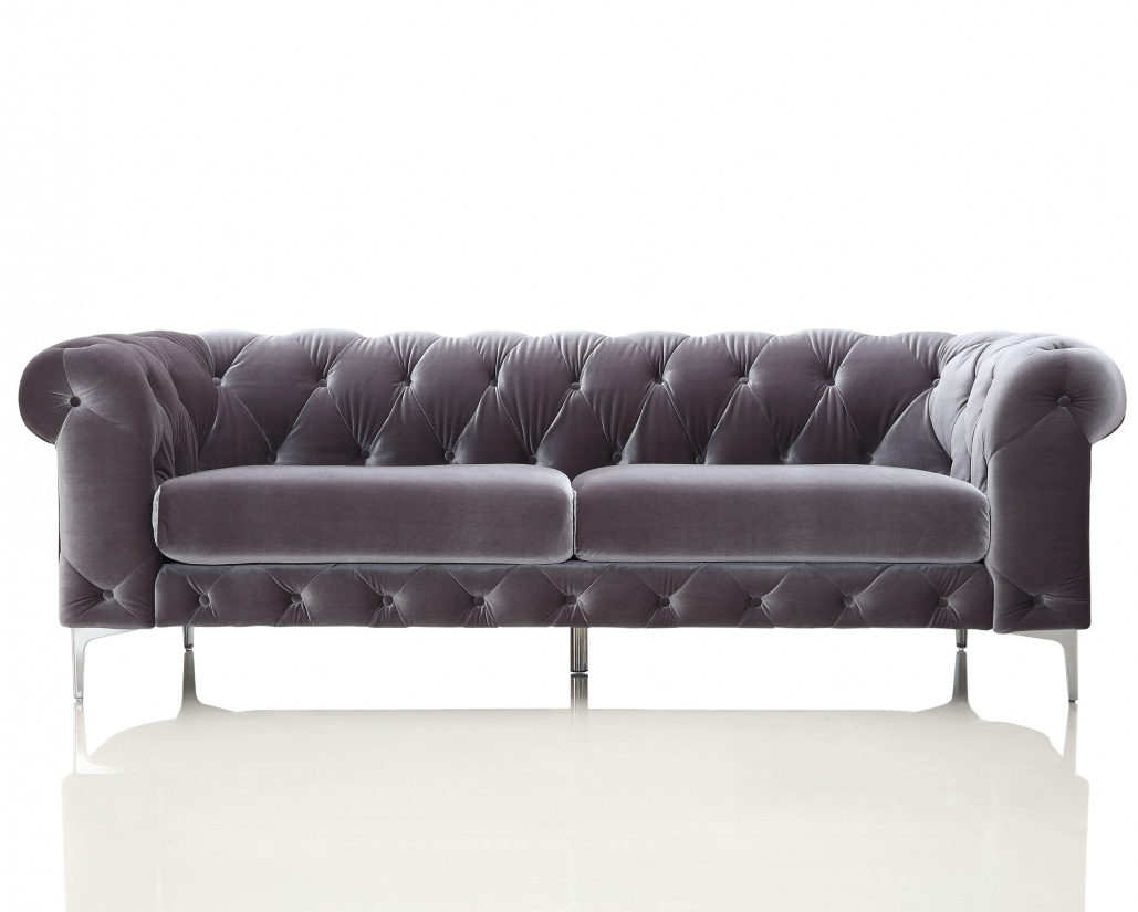 Buy A Chesterfield Sofa Buy Charlie Fabric Chesterfield Sofa Online In London Uk