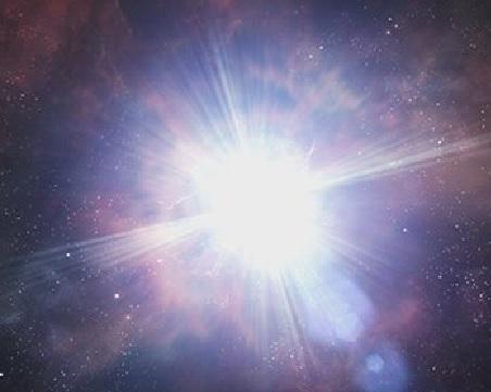 超新星爆発のように?
