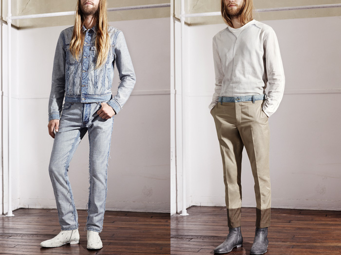 Hm Trend Maison Martin Margiela With H&m 2012-2013 Fall Winter Mens