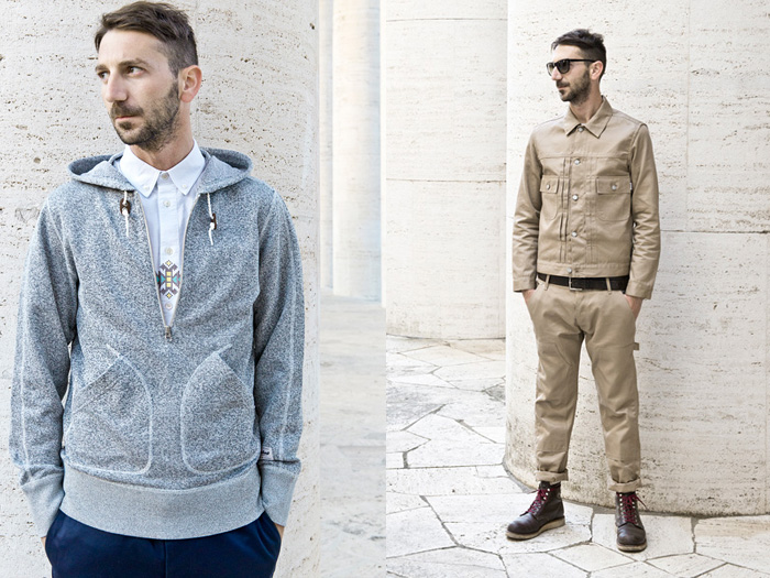 Chambray Jacket Mens Carhartt Wip Heritage Line 2013 Spring Summer Mens