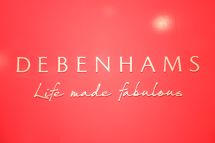 Debenhams Beauty Bulgaria Mall Denina Martin