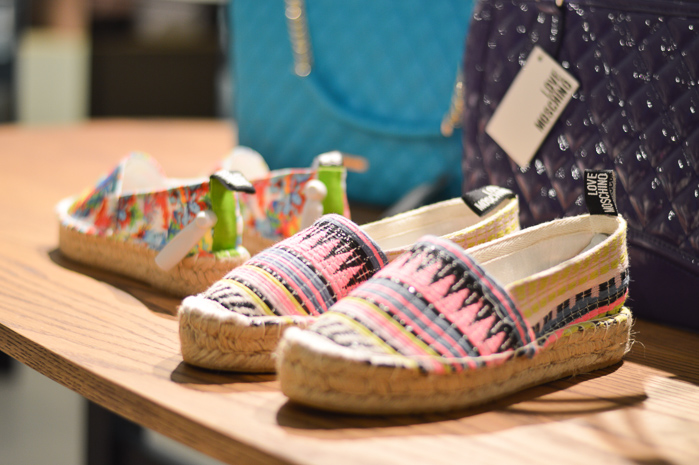 Moschino Espadrilles from MDL at Bulgaria Mall - selected by Denina Martin