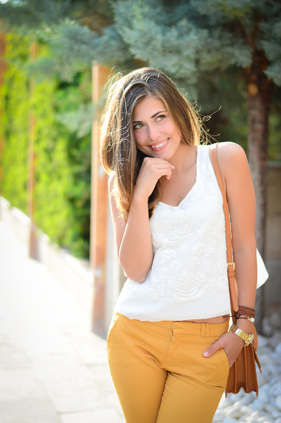 Bulgarian Fashion Blogger Denina Martin