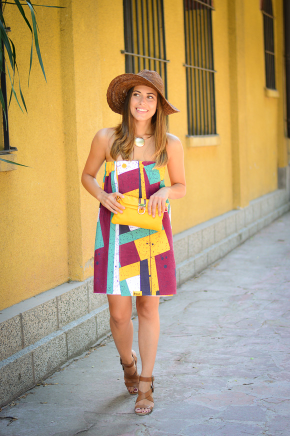 Unconventional Dress from I love Fashion and Bulgaria Mall style by Denina Martin