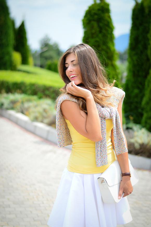 Българският моден блогър Денина в Pirin Golf Hotel and SPA