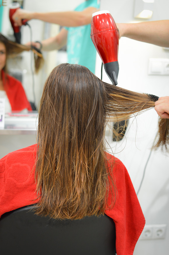 Loreal Professionnel PRO FIBER Recovery Treatment at Mr Snips in Bulgaria Mall
