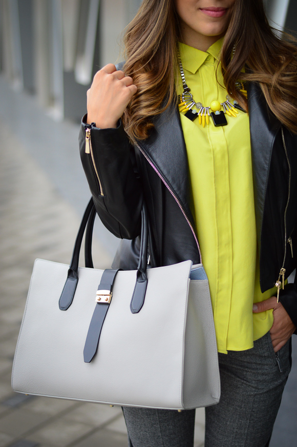 The modern office chic presented by Denina Martin in partnership with Bulgaria Mall