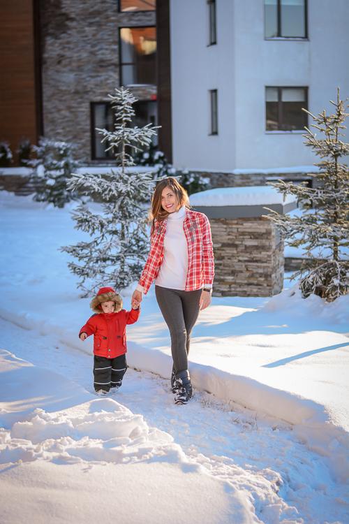 My little sunshine - bulgarian fashion blogger Denina Martin