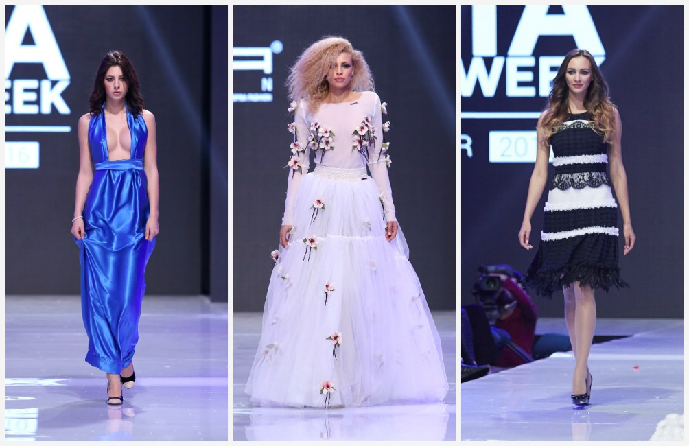SOFIA FASHION WEEK Spring Summer 2016 ALL U Re Boutique, Djofra and Chara Unique