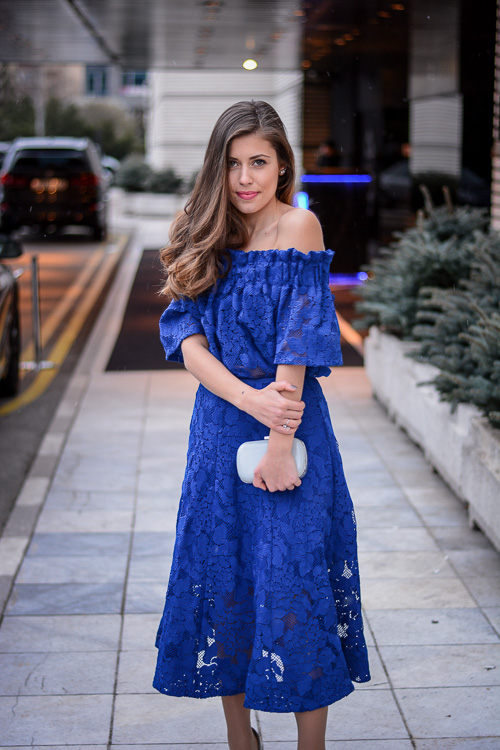 Sofia-Fashion-Week-2016-H&M-Wide-Leg-Trousers-Blue-Lace-Dress-Denina-Martin-4
