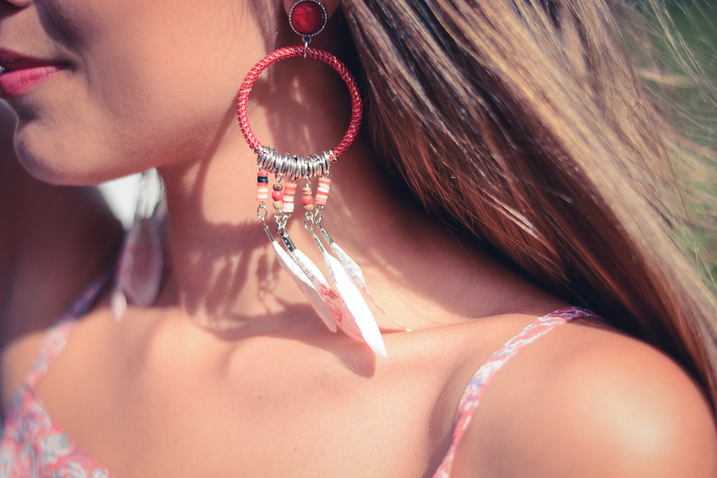 Pronta Earrings Black Friday Denina Martin