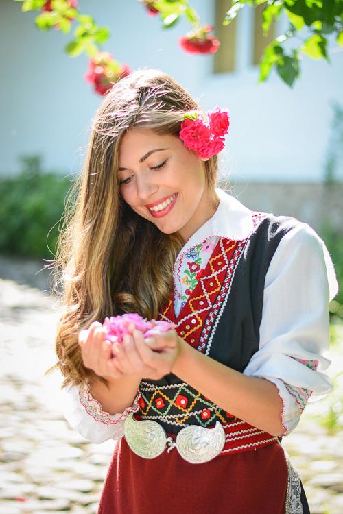 Scent of Roses and Bulgarian Rose Denina Martin