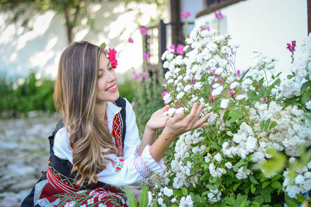 Bulgarian Roses Denina Martin