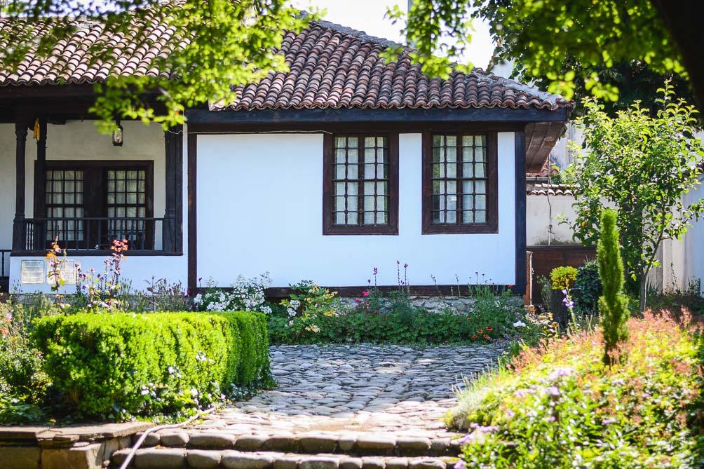 Old Town of Kazanlak