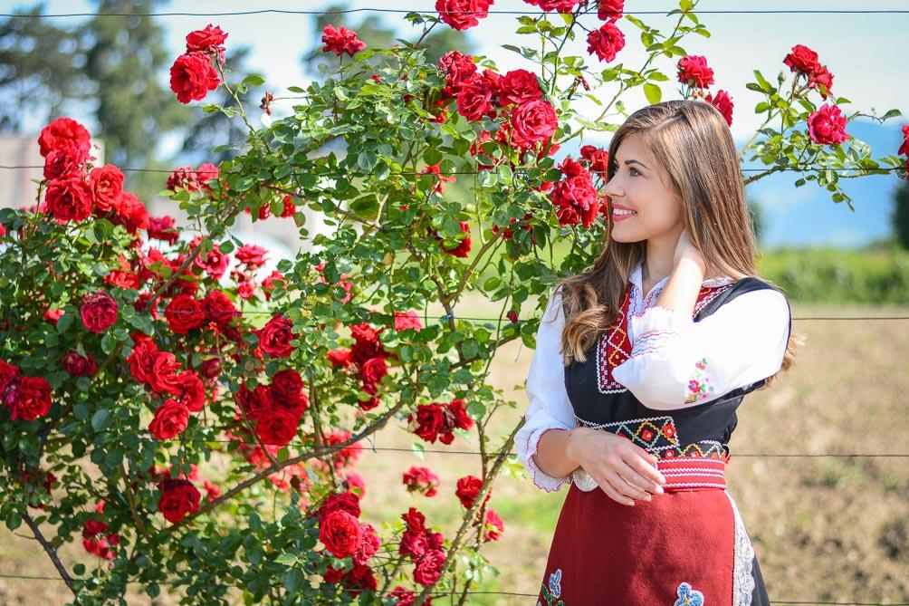 Scent of Roses and Bulgarian Roses Denina Martin